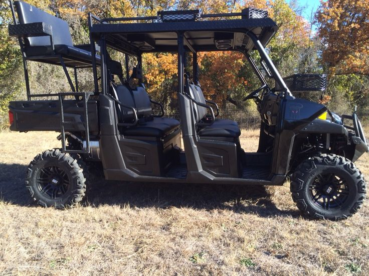 2015 Polaris Ranger Crew 900, Finished - TexasBowhunter.com Community Discussion Forums