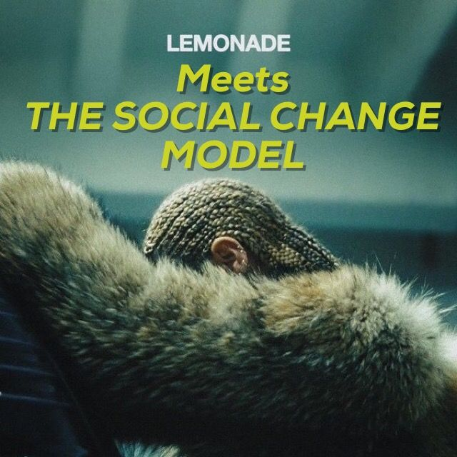 Lemonade Meets the Social Change Model Trill or Not Trill? The Social Change Model of Leadership Development has been around through different variations since about 1994. It has been used by multi…