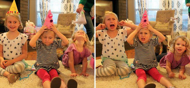 Fotografare la festa di compleanno dei vostri figli