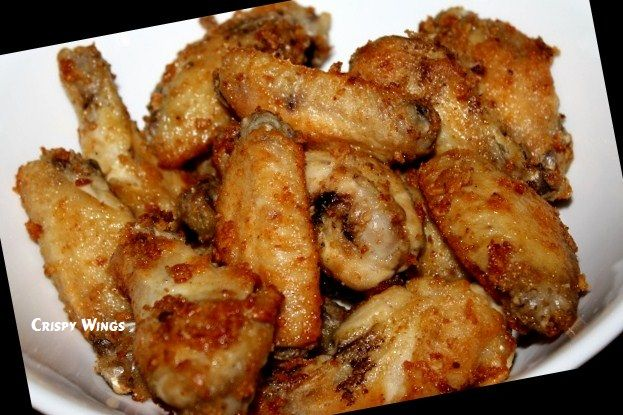 Crispy Wings (Actifry) | Recipes | Menu Ideas | Rate and Review