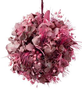 Using Dried flowers    http://www.sheknows.com/living/articles/814724/how-to-air-dry-flowers-1#