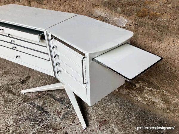 Meuble De Dentiste Gallus Design Pininfarina Circa 1960 Swiss Made Meuble Design Decoration Vintage