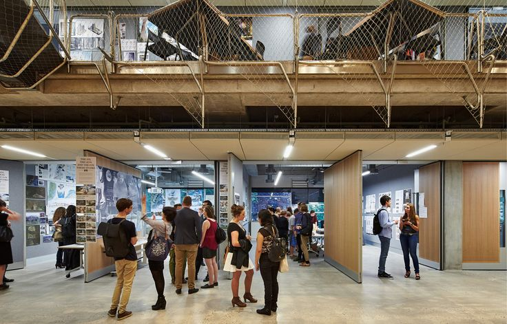 Gallery - Melbourne School of Design University of Melbourne / John Wardle Architects + NADAAA - 10
