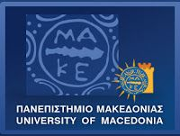 University of Macedonia, Greece, organiser of the Volos Public History Conference, August 2013