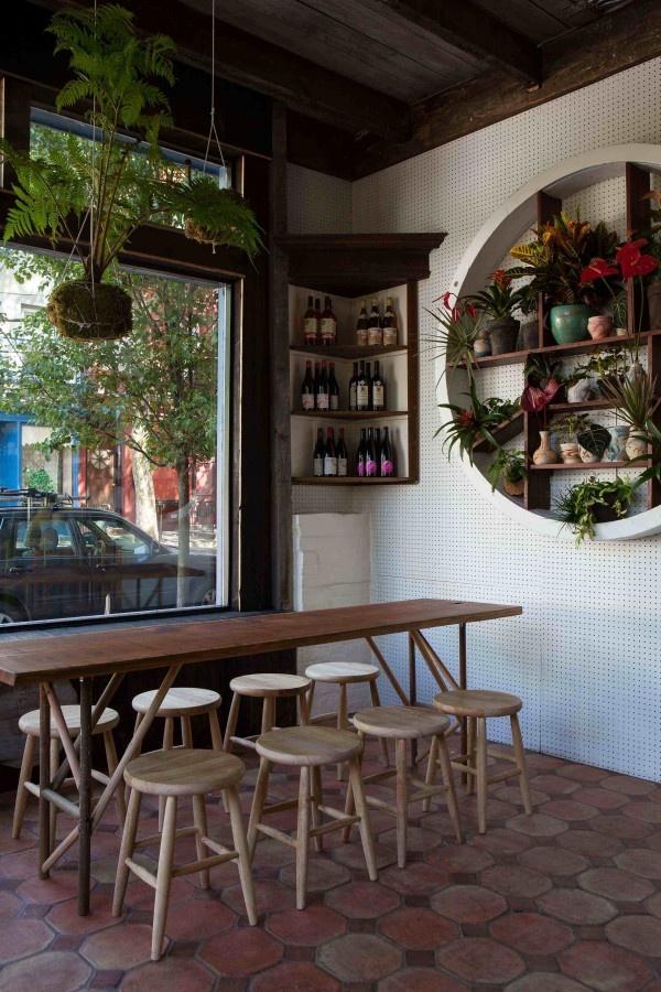 hillside bar - brooklyn, new york