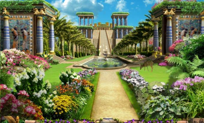 Interesting Facts About The Hanging Gardens Of Babylon
