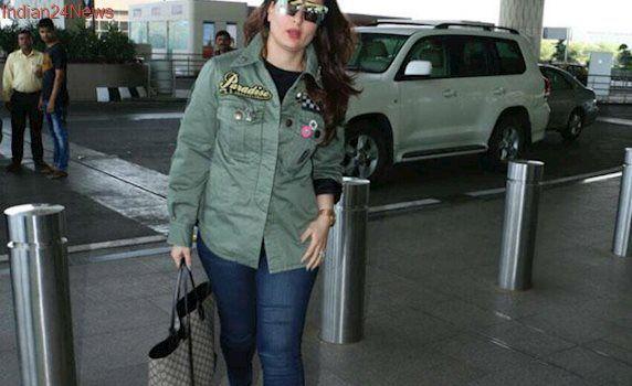 Kareena Kapoor Khan Is In London. Her Tashan Is Off The Charts
