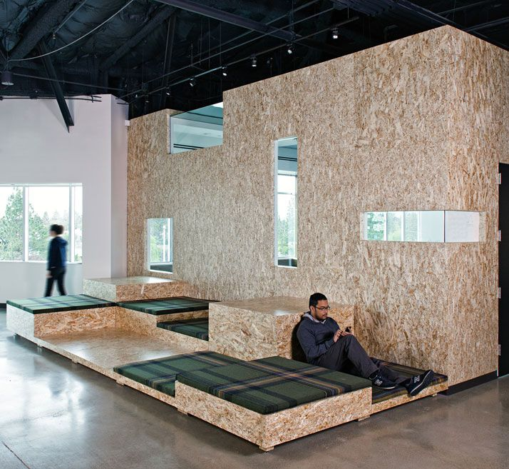 The new AOL Workplace by Studio O+A | Yatzer