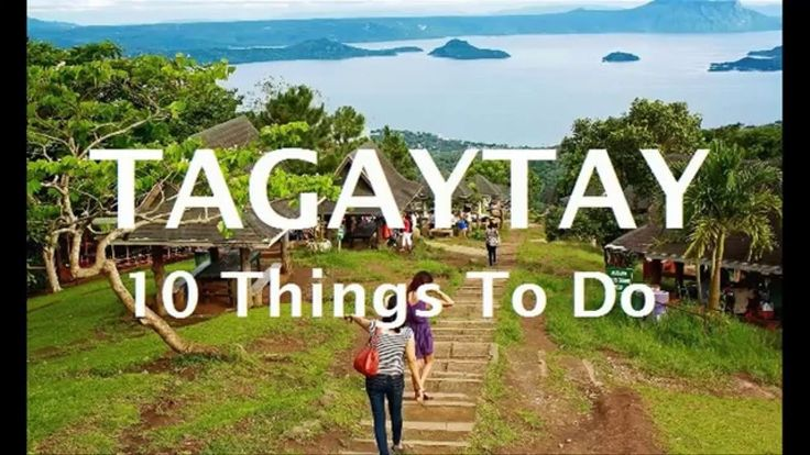 10 THINGS TO DO IN TAGAYTAY - WATCH VIDEO HERE -> http://philippinesonline.info/travel/10-things-to-do-in-tagaytay/   10 THINGS TO DO IN TAGAYTAY!  FOR MORE INFO: Email: ctphtravel@gmail.com (inquiry) ctphpartners@gmail.com (b2b) Viber/Wechat/WhatsAppNo.: +63 922 880 8002 skype: ctphpartners.travel Tel. No. (046) 416 55 03 Mobile Trunk Nos.: +63 905 249 9202 (GLOBE) +63 922 880 8002 (SUN) +63 939 433 8950...