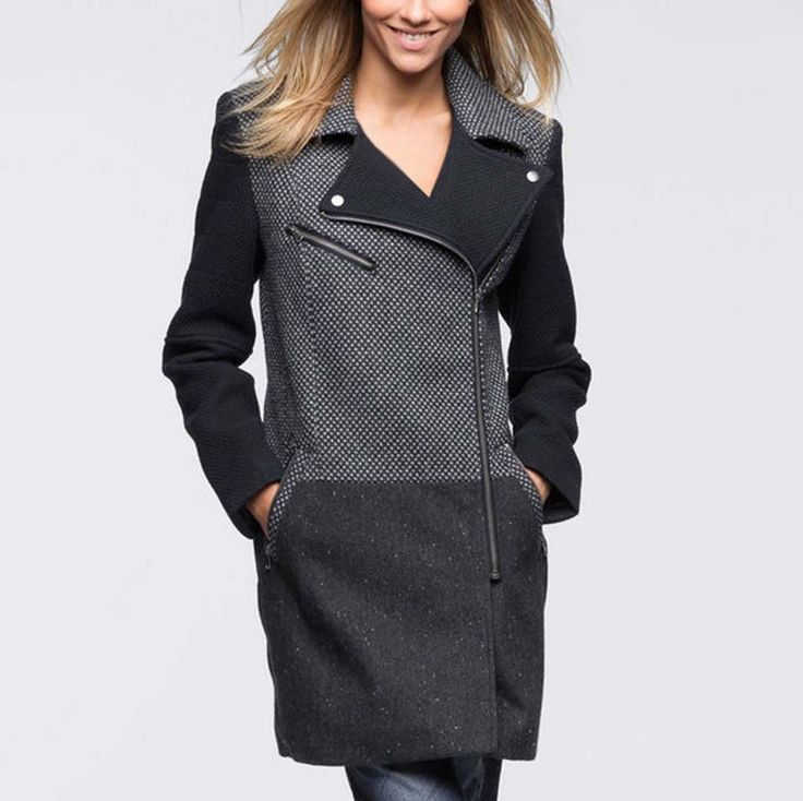 25 best ideas about wolljacke damen on pinterest pullis damen poncho damen and strickmaschine. Black Bedroom Furniture Sets. Home Design Ideas