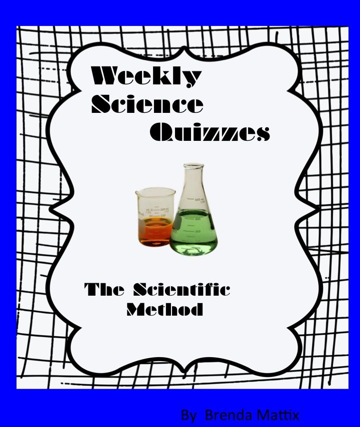 essay using the scientific method