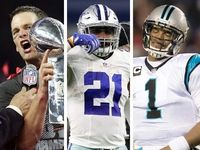 """The Top 100 Players of 2017"" premieres tonight on NFL Network. Will T No. 1?  HERE WE GO!!! I'm not even gonna say who I think will get #1. I'm sick of that whole team!!!...AND I hope I'm WRONG!! Lol!!!   Can I say how much I missed CAM last season, too!"