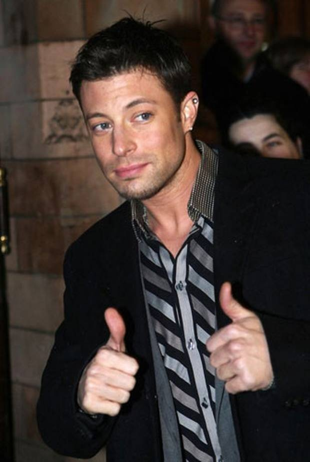duncan james | Duncan James went to the concert to celebrate Stephens life - London ...