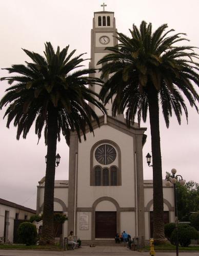 Iglesia de Quilpue