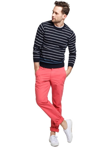 Redrums - Bonobos Chinos: Gue Mi, Skinny Jeans, Mens Style, Gaya Gue, Guys Clothing, Tarzım My Style Mi, Men Fashion, High Fashion, Clothing Pin
