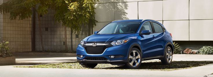Shop for a Honda HR-V - Official Site