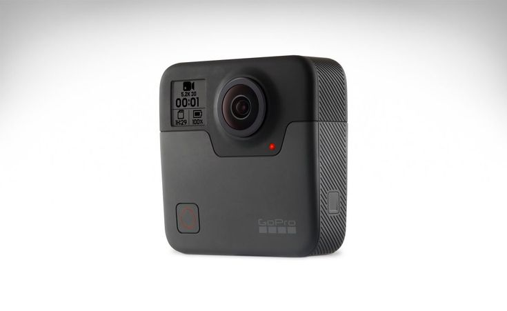GoPro Fusion - #HighTech - Visit the website to see all photos https://www.arkko.fr/gopro-fusion/