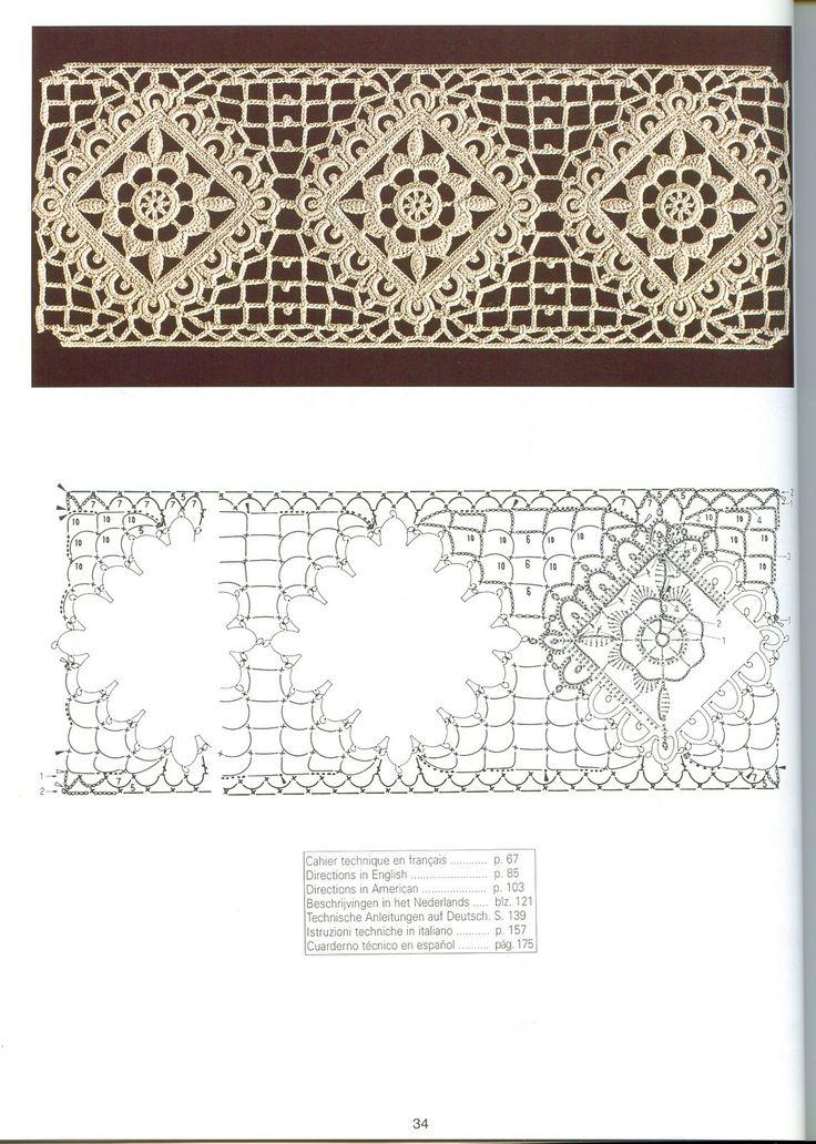 Уникальная книга по вязанию из серии DMC. Creations Crochet D'or (В исходном размере).. Обсуждение на LiveInternet - Российский Сервис Онлайн-Дневников