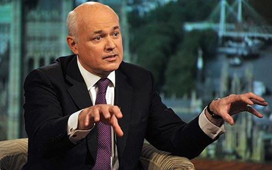 Iain Duncan Smith to accelerate benefit reforms to stop Labour reversing them Benefits reform will be one of the key battlegrounds at May's general election and the suggestion that Mr Duncan Smith wants to bed in fully his benefit reforms will infuriate Labour