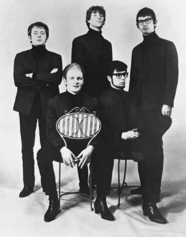 Manfred Mann were a British beat, rhythm and blues and pop band (with a strong jazz foundation) of the 1960s, named after their South African keyboardist, Manfred Mann, who later led the successful 1970s group Manfred Mann's Earth Band. Manfred Mann were chart regulars in the 1960s, and the first south-of-England-based group to top the US Billboard Hot 100 during the British invasion