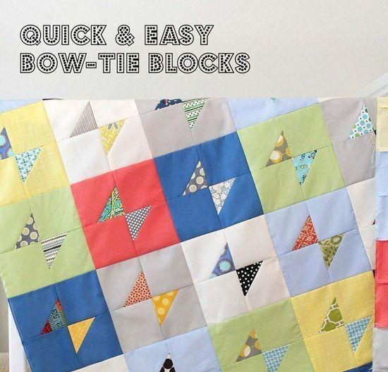 Лоскутное шитье для начинающих. Блок с яркими треугольничками / Пэчворк, лоскутное шитье. Мастер класс для начинающих, схемы
