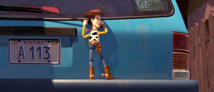 http://mundodecinema.com/a113/ - O código passa despercebido, mas se vir com muita atenção todos os filmes da Disney e da Pixar vai encontrar referências a um tal de A113. O que significa o código? A que é que se refere? E por que motivo é tão utilizado? A resposta a estas perguntas não remete para nenhuma teoria da conspiração, mas não deixa de ser interessante. Descubra-a neste post.