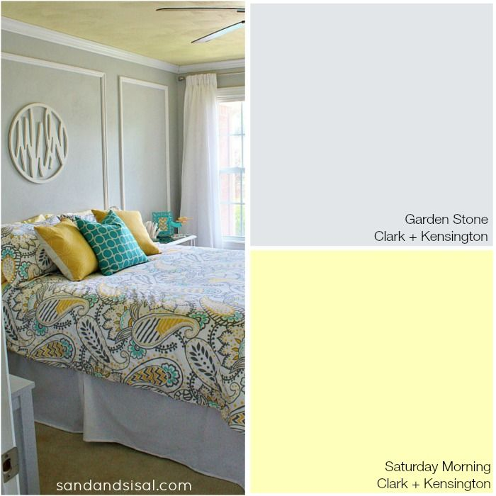 1000 images about wall colors on pinterest benjamin - Clark and kensington exterior paint ...