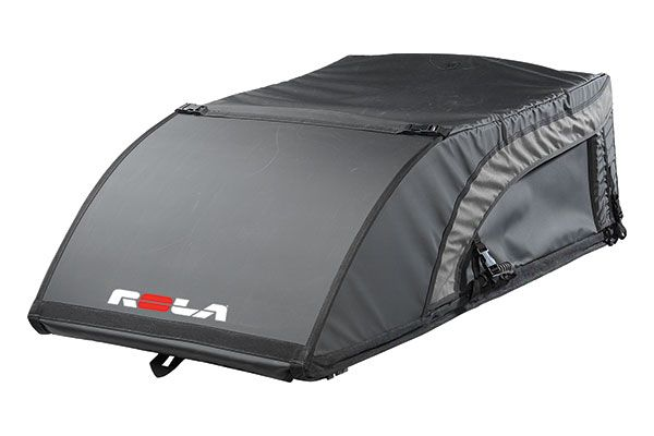 ROLA Pursuit Roof Top Fold-Away Luggage Carrier - Collapsable Roof Cargo Bag by Rola Racks