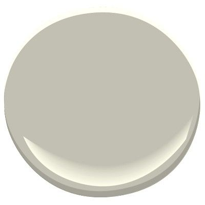 "A ""super neutral,"" Benjamin Moore's Winterwood, makes furniture and art pop, and infuses you with a sense of well-being."