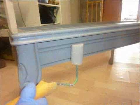 467 mejores im genes sobre pintura tiza en pinterest - Manualidades con muebles viejos ...