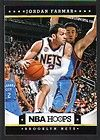 For Sale - 2012-13 Panini NBA Hoops Basketball #12 Jordan Farmar Brooklyn Nets