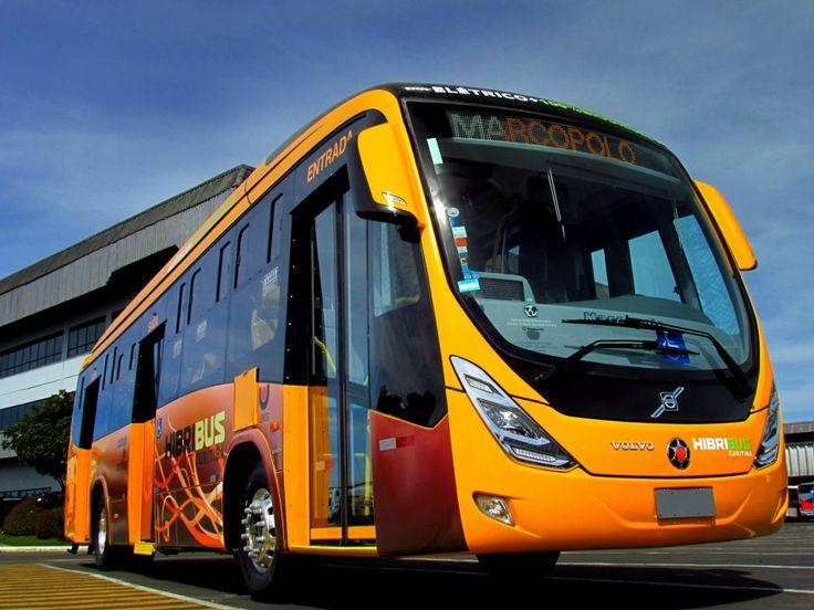 - Marcopolo Viale BRT Curitiba -