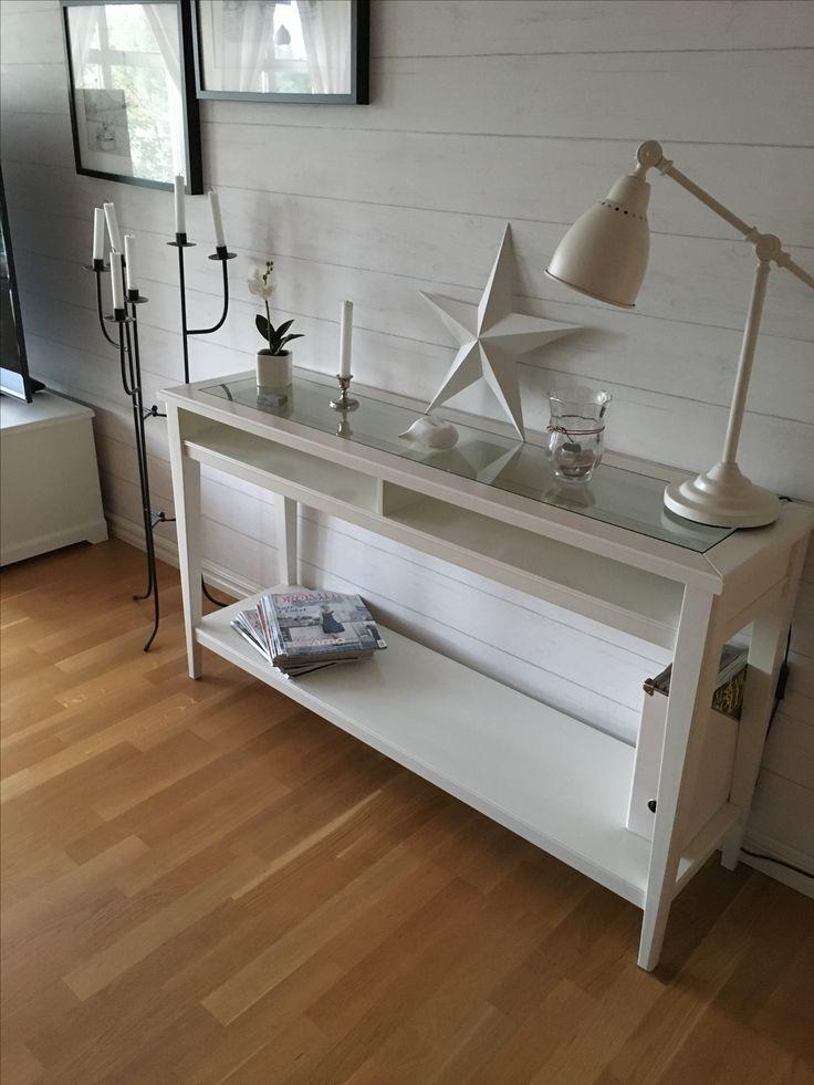 Så nöjd med mitt nya sideboard❣️ Liatorp, IKEA