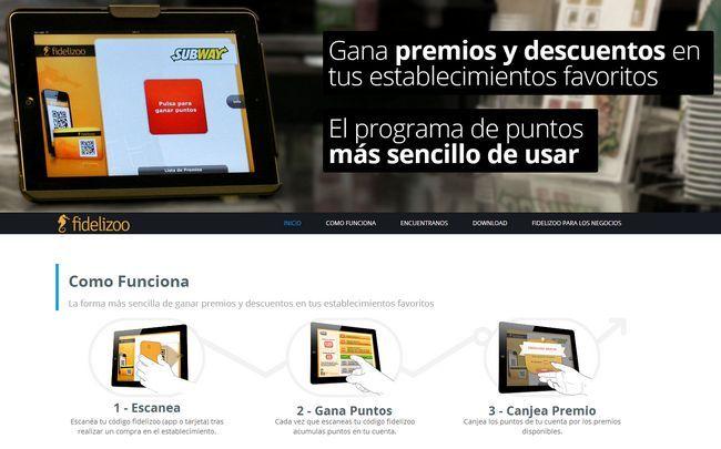 Fidelizoo, nuevo servicio  de  fidelización  de  clientes  a  través  del  teléfono  móvil