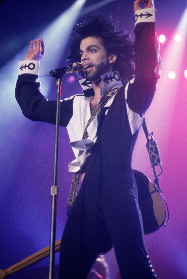 Prince's Purple Reign: Every Time He Wore His Signature Color