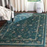 Found it at Wayfair - Herne Bay Turquoise/Beige Area Rug