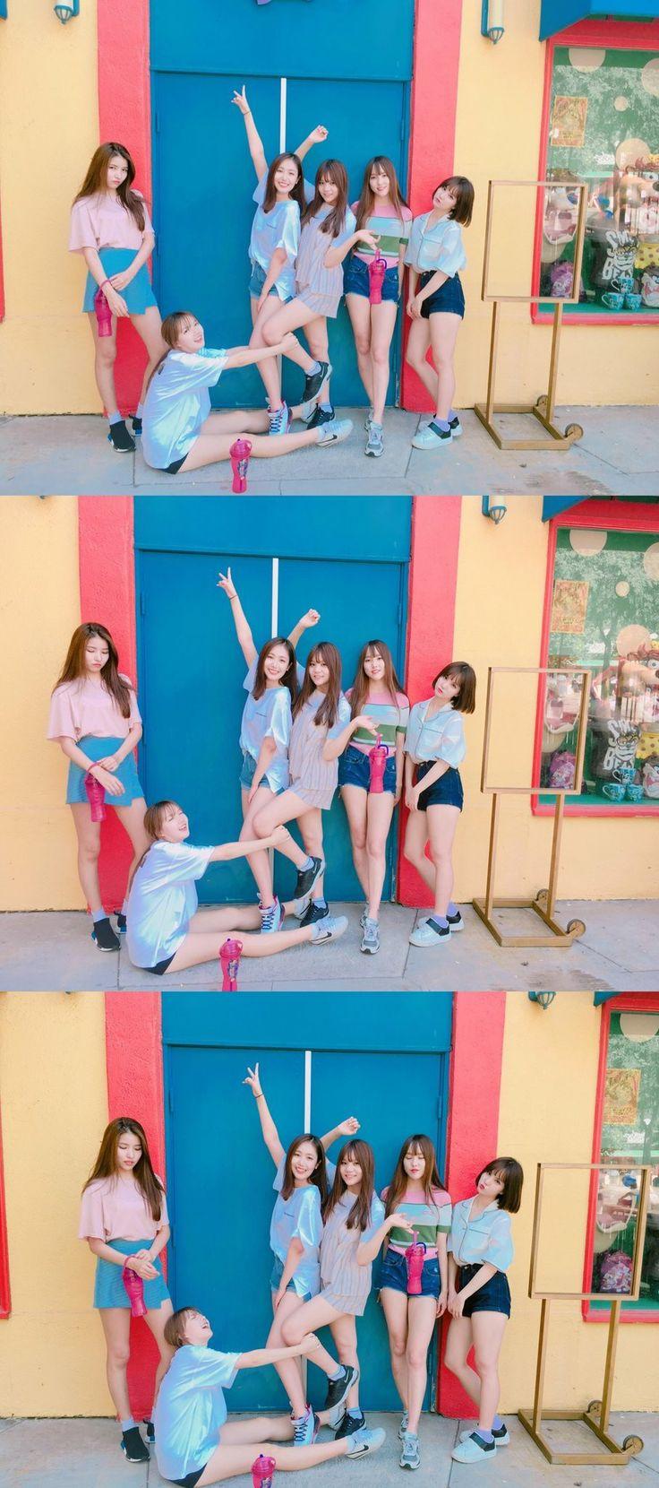 Gfriend Update Fancafe! Ready for comeback?