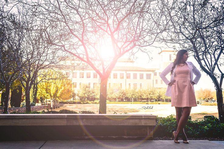 Graduation Photography- Texas Tech Nursing School