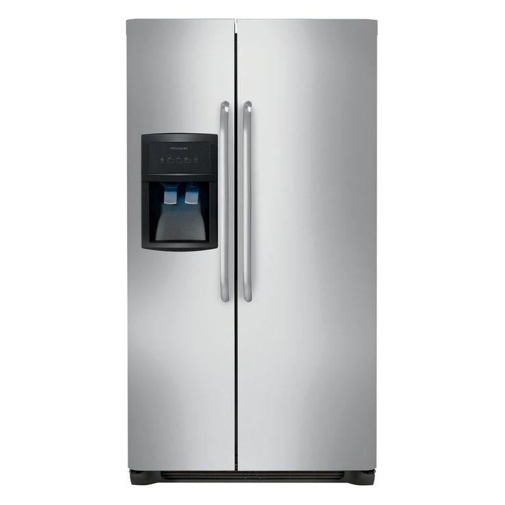 refrigerator 69 x 35. ft. side-by-side refrigerator. frigidaire 33\ refrigerator 69 x 35 d