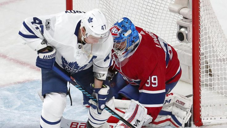 The Montreal Canadiens suffer a humiliating a loss at the hands of a rival.