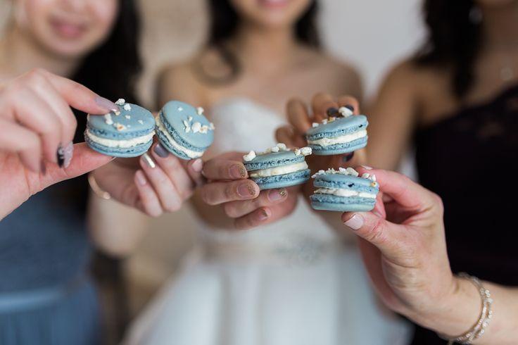 Macarons   Deanna Rachel Photography   Calgary Wedding Photographer