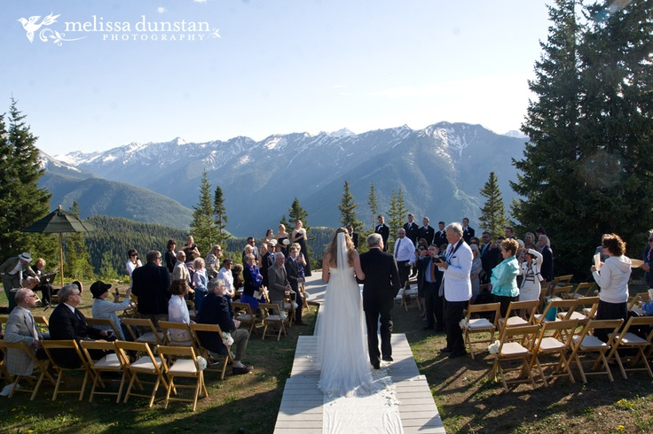 Mountain Wedding Venues: Mountain Top: Mountain Top Wedding Venue
