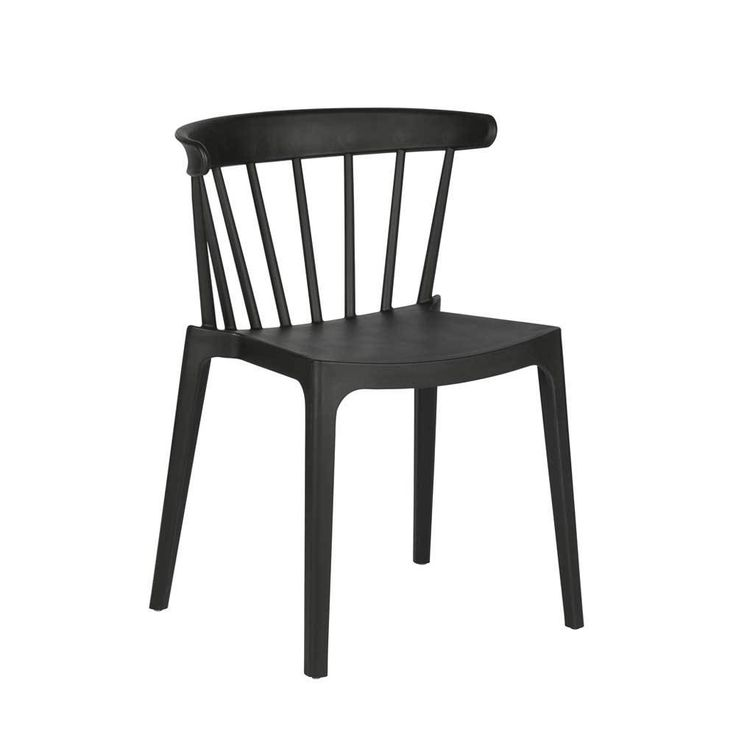Beautiful Esstischstuhl in Schwarz Kunststoff er Set Jetzt bestellen unter
