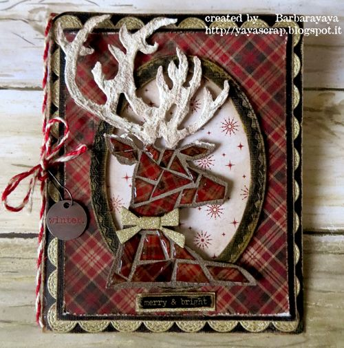 yaya scrap & more: Tim Holtz Mosaic Kit