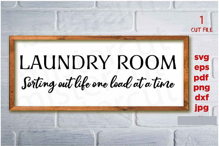 The Laundry Room Sorting Out Life One Load At A Time