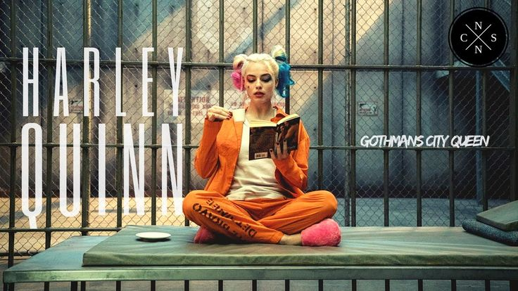 Harley Quinn - Gothman's City Queen