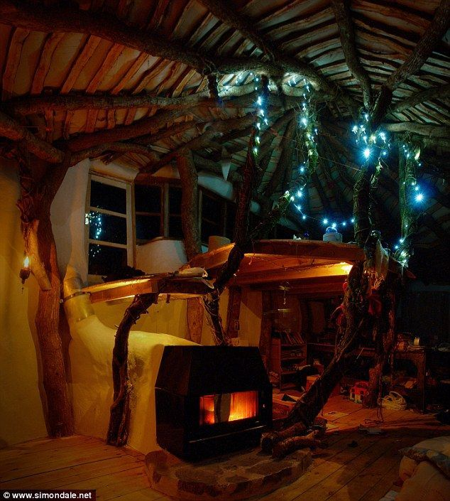HOME & GARDEN: Une maison de Hobbit