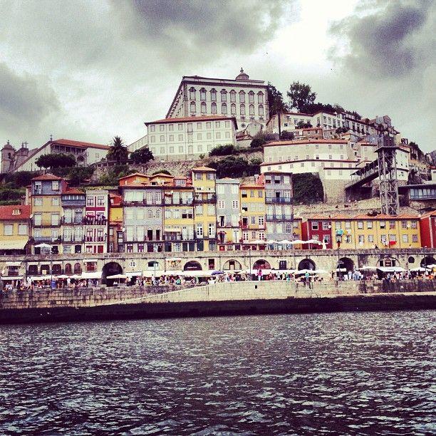 Cais da Ribeira em Porto, Porto