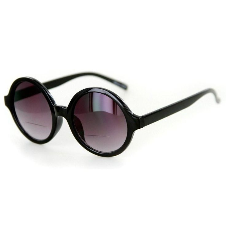 """""""Roundabout"""" Vintage Fashion Bifocal Sunglasses for Trendy and Stylish Women"""