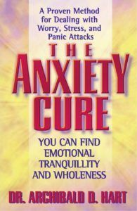 Book Review: The Anxiety Cure
